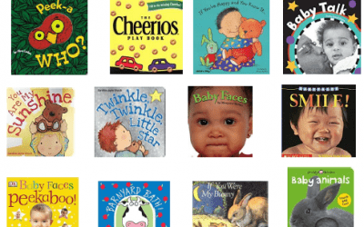 Book suggestions for babies, toddlers, preschoolers … and why.
